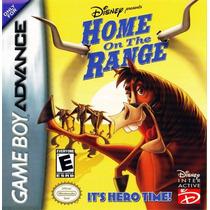 Home On The Range Its Hero Time- Game Boy Advanced