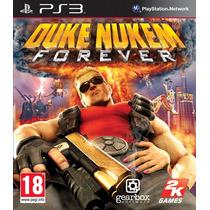 Duke Nukem Forever - [ps3] Lacrado