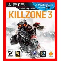 Killzone 3 Em Portugues E 3d Frete Gratis