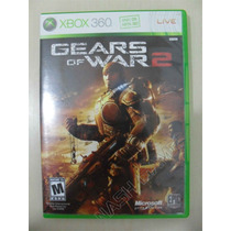 Gears Of War 2 Completo - Original Xbox 360 Ntsc