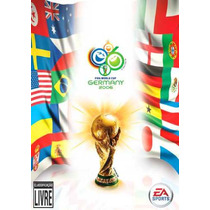 Game Pc Copa Do Mundo Fifa 2006 Cd Rom