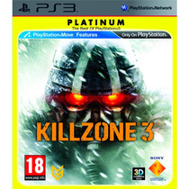 Game Ps3 Killzone 3 Platinum