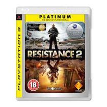 Ps3 - Resistance 2 - Em Português - Lacrado