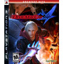 Devil May Cry 4 - Jogo Playstation 3 (dmc 4) Semi Novo