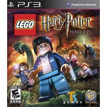 Lego Harry Potter - Filmes 5-7 Years 5 A 7 Anos Ps3 Lacrado