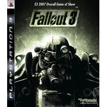 Ps3-jogo Fallout New Vegas - Versão Asia Em Inglês