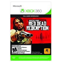 Red Dead Redemption - Xbox 360 - Codigo 25 Digitos