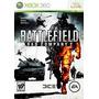 Battlefield Bad Company 2 X360 Frete R$6,50 Br Botafogo Rj