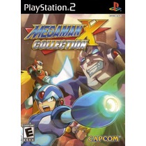 17 Jogos - Coleção Megaman / Jogo Ps2 / Mega Man Games Patch