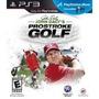 Jogo John Daly`s Prostroke Golf Aceita Move Do Ps3 Americano