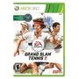 Jogo Lacrado Ntsc Xbox 360 Grand Slam Tennis 2 Da Ea Sports