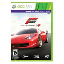 Jogo Xbox 360 Forza Motorsport 4 Kinect Original