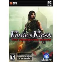 Jogo Lacrado Prince Of Persia The Forgotten Sands Para Pc
