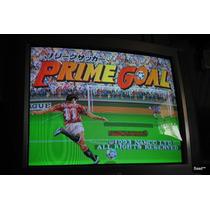 Jogo Para Super Nintendo Prime Goal Futebol