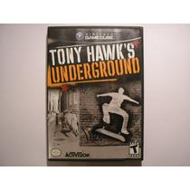 Nintendo Gamecube Tony Hawk