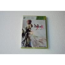 Final Fantasy Xiii-2 Xbox 360 Lacrado