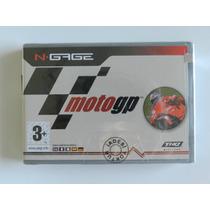 Jogo Para N-gage - Moto Gp - Item De Colecionador