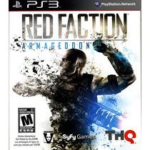 Ps3 * Red Faction Armageddon * Lacrado * Rj