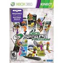 Jogo Deca Sports Freedom Do Kinect Para Xbox 360