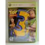 Toy Story 3 - Jogo Infantil Xbox 360 - Novo - Lacrado