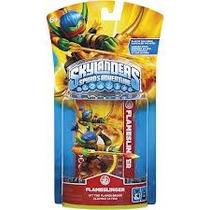 Boneco Skylanders Spyros Adventure Flameslinger Para Ps3