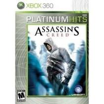 Jogo Lacrado Assassin`s Creed Platinum Hits Para Xbox 360