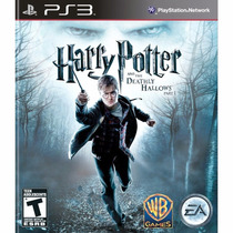 Jogo Harry Potter And The Deathly Hallows Part 1 Para Ps3