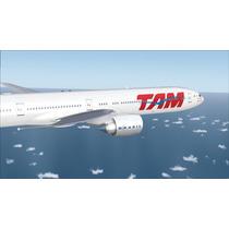 Boeing 777 Pack Para Flight Simulator 2004 Ou Fsx