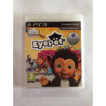 Jogo Eye Pet - Ps3
