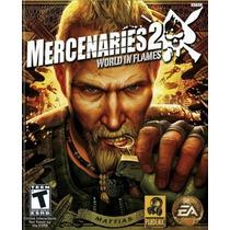 Mercenaries 2 Wolrd In Flames