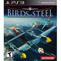 Jogo Semi Novo Birds Of Steel Da Konami Para Playstation Ps3