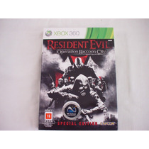 Resident Evil Operation Ranccoon City Special Edition Novo