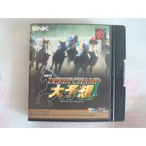Neo Derby Championship - Neo Geo Pocket Color Game Original