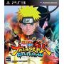 Naruto Shippuden Ultimate Ninja Storm Generations Usado Ps3
