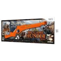 Cabela`s Big Game Hunter 2010 Wii, Acompanha Arma , Lacrado