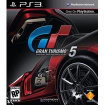 Jogo Gran Turismo 5 Para Ps3 /semi Novo/ Barato!!!!