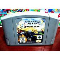 Penny Racers Americano Para Nintendo 64 Raridade Veja +