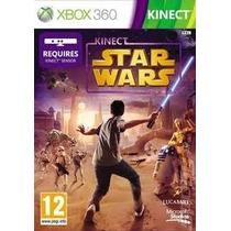 Kinect Star Wars Xbox360 Usado Original Midia Fisica