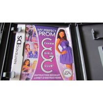 Charm Girls Club My Perfect Prom Nintendo Ds