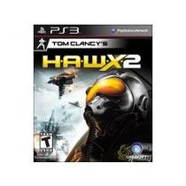 Jogo Tom Clancy`s H.a.w.x.2 Hawx Para Ps3 Americano Original
