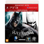Ps3 - Batman Collection: Arkham Asylum And Arkham City