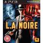 La Noire - Jogo Para Playstation 3 (investigação Criminal)