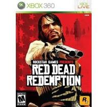 Jogo Para Xbox 360 Lacrado Red Dead Redemption Da Rockstar