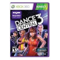 Dance Central 3 Kinect - Em Português - Temos E-sedex