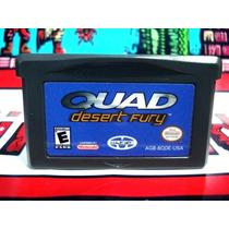 Quad Desert Fury Original - Gba - Game Boy Advance.