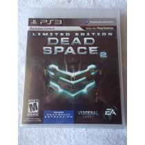 Dead Space 2 Ps3 Midia Fisica Envio Imediato