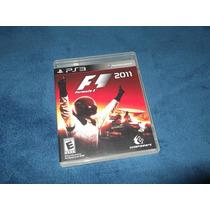 Ps3 - F1 2011 ( Formula 1 )