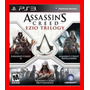 Assassins Creed Ezio Trilogy Ps3 Frete Gratis