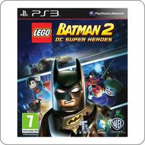 Lego Batman 2 Dc Super Heroes - Original Ps3 Envio Imediato