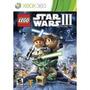 Jogo Lego Star Wars Iii The Clone Wars Para Xbox 360 Lacrado